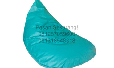 Sewa Bean Bag Biru Muda