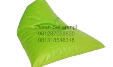 Sewa Bean Bag Hijau Muda